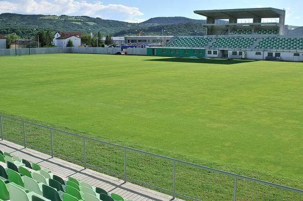 Nogometno igrišče AJDOVŠČINA; 2010