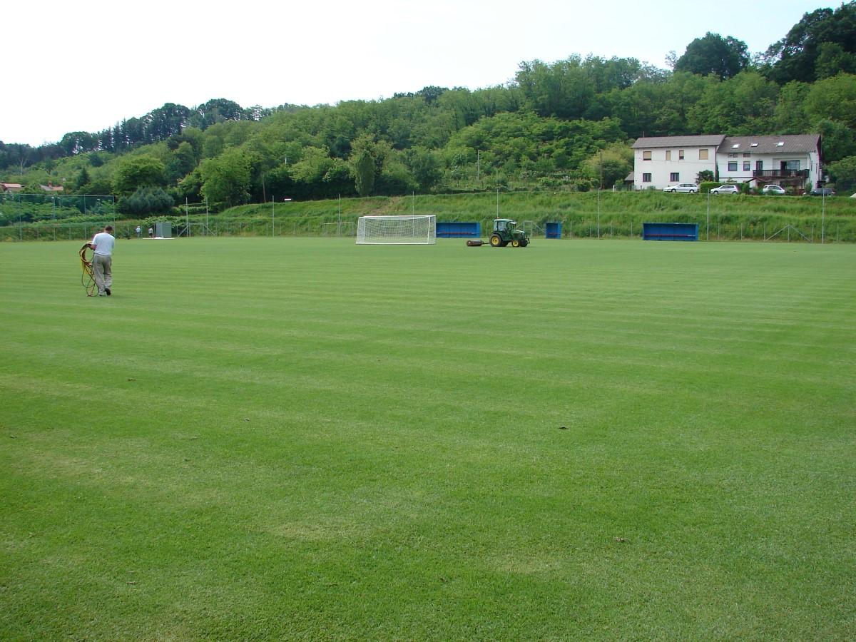 Vadbeno igrišče POD KORNOM, Nova Gorica; 2006